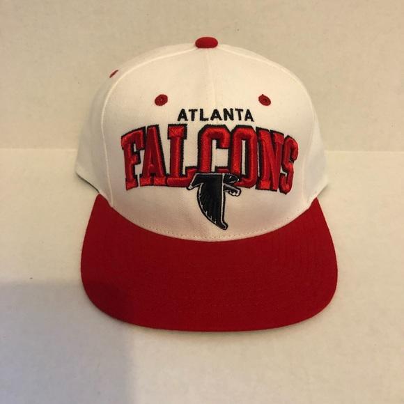watch 14c25 8352b Atlanta Falcons Snapback NFL Hat